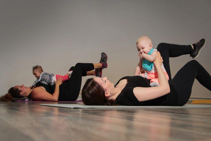 Véro Tune Up - mise en forme maman-bébé